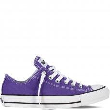 Кеды Converse All Star низкие фиолетовые