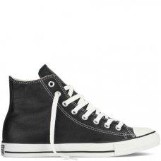 Кеды Chuck Converse Taylor All Star кожаные черные