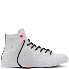 Высокие белые кеды Converse All Star II