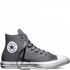 Converse Chuck Taylor All Star 2 серые высокие кеды