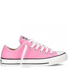 Розовые низкие кеды Converse All Star