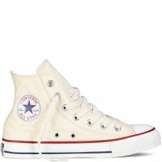 Бежевые высокие кеды Converse All Star