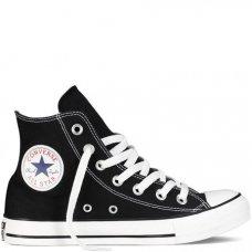 Converse высокие черно белые
