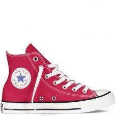 Кеды Converse All Star красные высокие. Конверс оригинал
