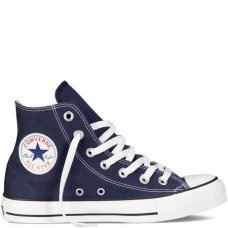 Синие высокие кеды Converse All Star купить
