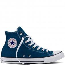 Высокие кеды Converse All Star синие СПб