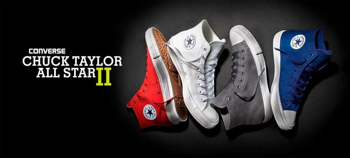 Кеды Converse Chuck Taylor All Star II